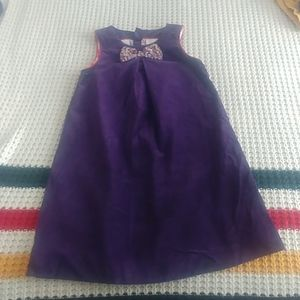 Mini Boden Wonka jumper dress